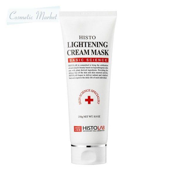 Basic Science Histo Lightening Cream Mask