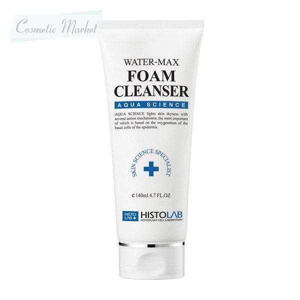 Aqua Science Water-Max Foam Cleanser